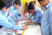 آشنایی دانش آموزان با مفایم کارآفرینی در سومین دوره جشنواره ملی دانشآموزی ابن سینا