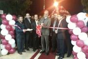 هشتمین نمایشگاه الکامپ در قزوین افتتاح شد