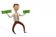 بین کار و زندگی خود تعادل ایجاد کنیم