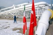 درآمد صادرات گاز به ترکیه به خزانه واریز نشد