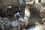 1.5 برابر سد لتیان از شبکه فرسوده تهران آب نشت میکند