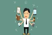 ۷ دلیل برای اجتناب از چندوظیفگی