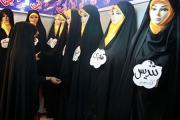 ایران بزرگترین وارد کننده چادر مشکی در جهان است