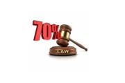 قانون نانوشته ۷۰ درصد