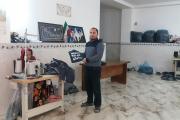 کارآفرینی پربرکت در دورافتاده ترین روستا در منطقه صفر مرزی