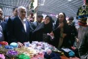 افتتاح نمایشگاه توانمندیهای بانوان کارآفرین مازندران