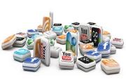 ۷ شبکه اجتماعی برای بازاریابی اینترنتی
