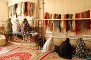 طراحی خلاقانه قالی بستری برای کسب درآمد صدها بافنده