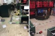 سهامداران معترض بورس را به هم ریختند