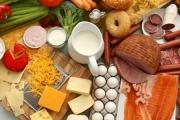 گزارش بانک مرکزی از قیمت مواد غذایی در بازار