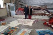 """وقتی کارآفرین،""""خیّر"""" می شود! (درس هایی از بانوی ترکمن کارآفرین صنعت فرش– قسمت دوم"""
