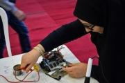 مسابقات رباتیک زمینه ساز کارآفرینی و آشنایی با کسب و کار می شود