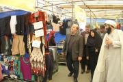 برپایی بازارچه تولیدات بانوان کارآفرین