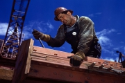 معرفی شغل کارگر ساختمانی