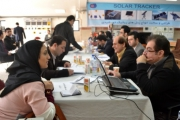 برگزاری کلینیک صنعتی سیار مشاوره کسب و کار در شهرک صنعتی انزلی