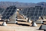 نیروگاه خورشیدی جدید در شهر تهران به بهرهبرداری رسید