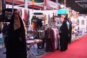 حضور بانوان کارآفرین در جشنواره عطر یاس در کيش+فیلم