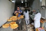 نانی پربرکت که برای 9 نفر اشتغال ایجاد کرده است