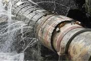 نشتی ۸۴۰ میلیون مترمکعبی خطوط لوله آب در ایران