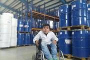 روایت جوان کارآفرین تاکستانی که معلولیت را به فرصت تبدیل کرد