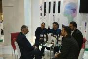 گزارشی از نمایشگاه بین المللی باکو تل با حضور استارت آپ های ایرانی