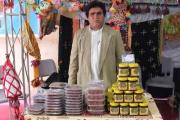 روایت دهیار کارآفرینی که با همت خود شعار هر دهیار یک کارآفرین را دنبال می کند