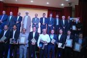 تجلیل از کارآفرینان و تعاونی های برتر استان بوشهر