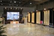 نمایشگاه بین المللی سنگ های تزئینی،معدن و ماشینآلات وابسته امروز گشایش می یابد