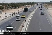 قطعه چهار آزادراه تهران - شمال در عید فطر زیربار ترافیک می رود
