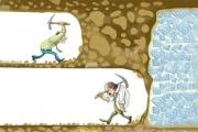 چطور یک کارآفرین در مقابل سختی ها تسلیم نشود؟