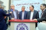 تهران تبدیل به «شهر خلاق» میشود