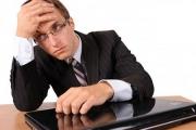 فشار روانی در محیط کار
